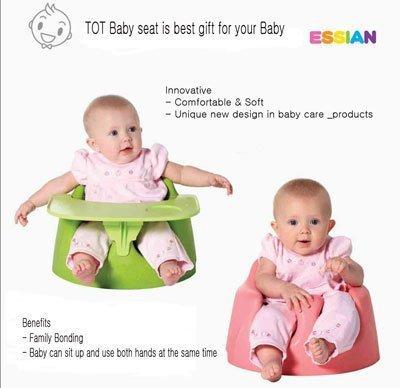 Bumbo Seat Essian Pink With Tray Amp Wheel Anana Baby